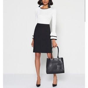 EUC Calvin Klein Classic Career Pencil Skirt 12P